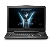 Medion Erazer X6603 - Gaming Laptop - 15.6 Inch - Azerty