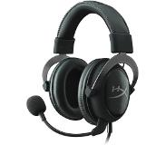 HyperX Kingston HyperX Cloud II Grijs (Gunmetal)