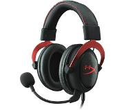 HyperX Kingston HyperX Cloud II Rood