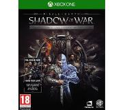 Xbox Shadow of war (Silver edition) (Xbox One)
