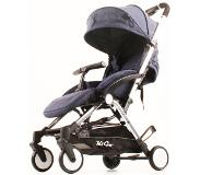 Kees Kekk K2 Go Plus Blue Denim wandelwagen
