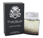 English laundry Herengeuren Signature Eau de Parfum Spray 50 ml