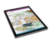 Microsoft Surface Pro 4 tablet Zesde generatie Intel Core i7 i7-6650U 512 GB Zilver