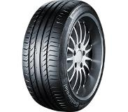 "Continental ContiSportContact 5 235/55 R19 55 19"" 235mm Zomer"