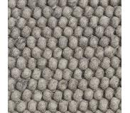 HAY Peas Vloerkleed 200 X 300 Medium Grey (l) 300 X (b) 200 Cm