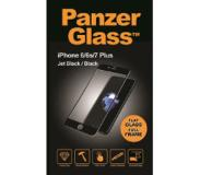 PanzerGlass voor Apple iPhone 6 / 6s / 7 Plus Zwart