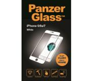 PanzerGlass voor Apple iPhone 6 / 6s / 7 Wit