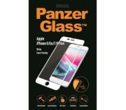PanzerGlass voor Apple iPhone 6/6s/7/8+ Wit