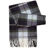McBURN Lambswool Checks Scarf by McBURN