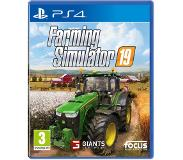 Focus Home Interactive Farming Simulator 19 PS4