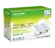 TP-LINK TL-PA411 KIT - Powerline - 2 stuks