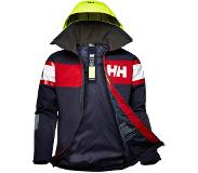 Helly Hansen Salt Flag Jas Heren Sportjas performance - Maat L - Mannen - blauw/rood/wit