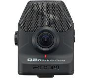 Zoom Q2N Handcamcorder 3MP CMOS Full HD Zwart