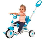 Little Tikes Driewieler 3-in-1 Pack 'n Go blauw 645747