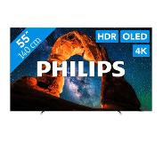 Philips 55OLED803 - Ambilight