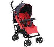 Knorr-Baby Buggy Styler Happy Colour rood