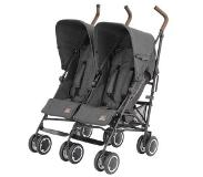 Koelstra Simba Twin T4 Koelstra Simba Twin T4 duo buggy denim black Denim black