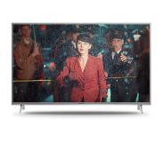 "Panasonic TX-49FX613E LED TV 124,5 cm (49"") 4K Ultra HD Smart TV Wi-Fi Zilver"