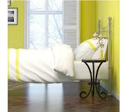 Italian Home Collection Dekbedovertrek Italian Home Deauville - Lime 2-persoons (200 x 200/220