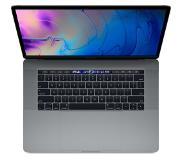 "Apple MacBook Pro Grijs Notebook 39,1 cm (15.4"") 2880 x 1800 Pixels 2,2 GHz Intel 8ste generatie Core i7"
