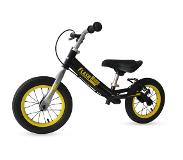 "FreeON Loopfiets FreeON - Free 2 Me Balance Bike ""Flash Ride"" - Black-Yellow"