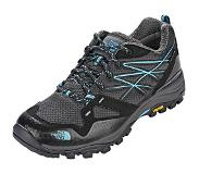 The North Face Hedgehog Fastpack GTX Schoenen Dames, blackened pearl/meridian blue 2018 US 11 | EU 42 Trekking- & Wandelschoenen