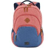 Travelite Basics Backpack Melange red/navy