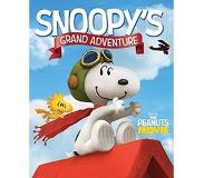 Activision The Peanut Movie: Snoopy's Grand Adventure /Wii-U