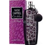 Naomi Campbell Cat Deluxe At Night Edt Spray 15ml