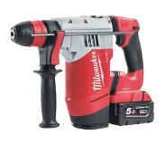Milwaukee MILW boorhamer (accu), nom. 18V, accucapaciteit 5Ah
