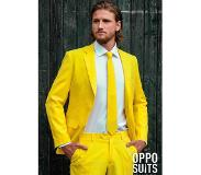 Opposuits Yellow Fellow - Kostuum - Maat 60