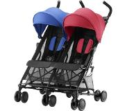 Britax Holiday Duo Buggy - red/blue