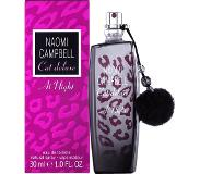 Naomi Campbell Cat Deluxe At Night Edt Spray 30ml