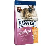 Happy Cat Sterilised Atlantische Zalm Kattenvoer - 10 kg