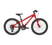 "Orbea MX Team 20"" Kids, red/white 20"" 2019 Kinderfiets 20 inch"