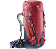 Deuter Backpack Deuter Guide 35+ Cranberry Navy