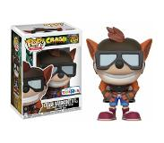 Funko Crash Bandicoot POP! Vinyl Figure Crash Bandicoot with Jet Pack LE 9 cm