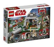 LEGO Star Wars Ahch-To Island training 75200