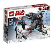 LEGO Star Wars First Order specialisten Battle Pack - 75197
