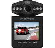 Manta Dashcam MM308S met houder