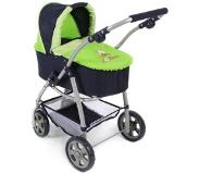 Bayer Combi Poppenwagen Emotion 2 in 1 Brombeere - Bayer Chic 2000