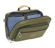 Nomad Reporter Polyester Rugzak - 20L - Green