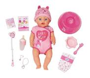 BABY born interactieve pop, »BABY born Soft Touch Girl«