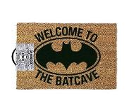 DC Comics Welcome To The Batcave Deurmat