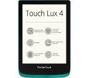 Pocketbook Touch Lux 4 e-book reader Touchscreen 8 GB Wi-Fi Groen