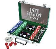 Tactic set fiches Pro Poker case 200 chips