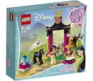 LEGO Mulan's Trainingsdag