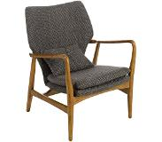 Pols Potten Chair Peggy Fauteuil Grijs