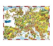 King international Comic Europe - Puzzel - 1000 Stukjes