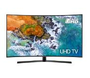 "Samsung UE55NU7500 LED TV 139,7 cm (55"") 4K Ultra HD Smart TV Wi-Fi Zwart"